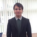 Student governor, Mohammed Al-bukair