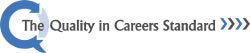 Quality in Careers Logo