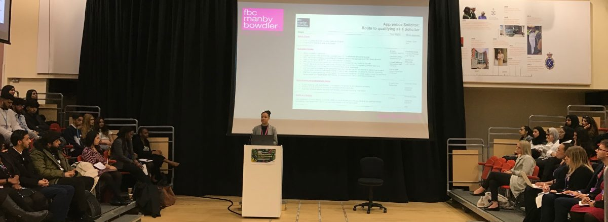 Insight into Law event held at the college to help propel ...